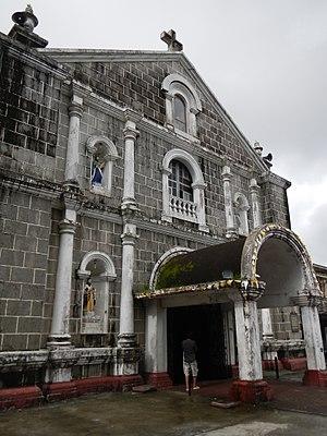Tagaytay wikivisually indang saint gregory the great parish facade malvernweather Choice Image