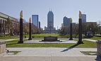 Indiana World War Memorial Plaza, Indianápolis, Estados Unidos, 2012-10-22, DD 12.jpg