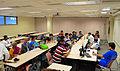 Indic Wikipedian meetup, Wikimania2013 05.jpg