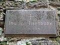 Ing Jos. Tieftrunk memorial plaque.jpg