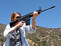 Ingrid with the SCAR 17s and LMT Crane stock - 14981172577.jpg