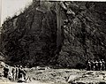 Inspizierung des Bergführerkurses in Bozen durch Exzellenz von Roth, 29.4.1917. Übungen der neu ausgebildeten Bergführer. (BildID 15584270).jpg