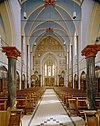 interieur, kapel, overzicht naar het oosten - 20000672 - rce