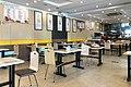 Interior of Shibawei Restaurant, Capital Airport Subdistrict (20200424105605).jpg