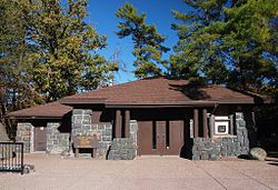 Interstate State Park Visitor Center.JPG