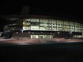 Intrust Bank Arena - Image: Intrustbankarenawich ita