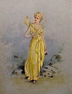 William Charles John Pitcher British artist, costume and scenery designer