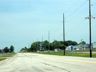 Iowa Highway 48 - Iowa 48 runs north from its junction with US 34 in Red Oak