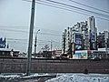 Irkutsk. February 2013. Cinema Barguzin, regional court, bus stop Volga, Diagnostic Center. - panoramio (6).jpg