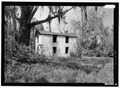 Isaac Fripp House, Off of County Road, Frogmore, Beaufort County, SC HABS SC-861-6.tif
