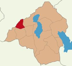 Isparta location Uluborlu.png