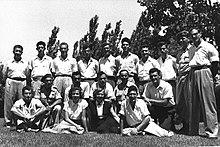 Олимпийская сборная, 1952 год