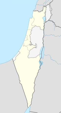 Yerusalem is located in Israel