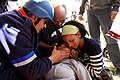 Israeli Woman Injured after Rocket Attack from gaza.jpg