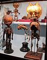 Istituto di anatomia patologica, museo, scheletri 05 idropisia.JPG
