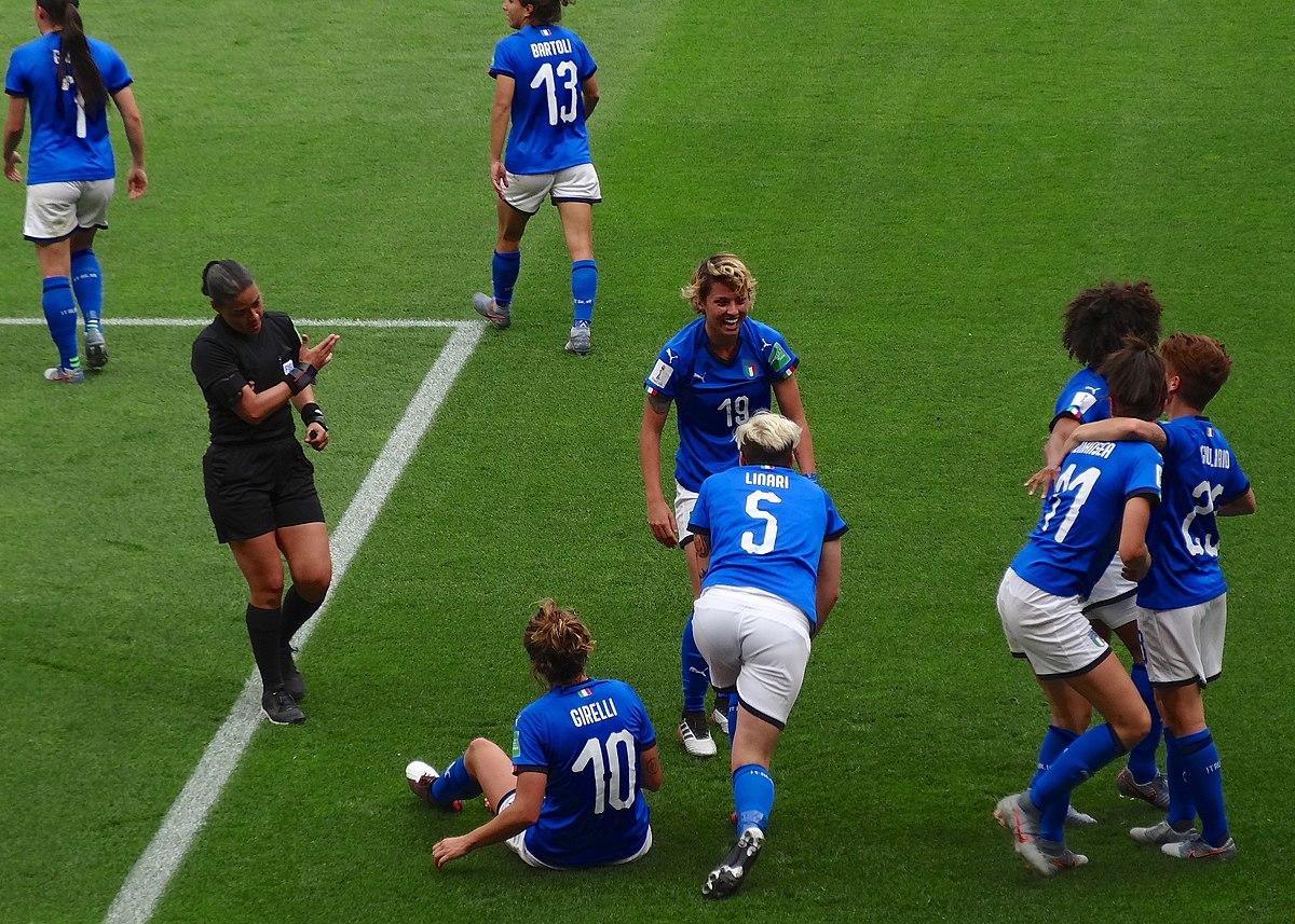 Women's football in Italy - Wikipedia