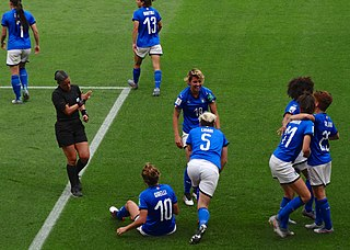 Italy at the FIFA Womens World Cup