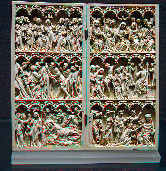 चित्र:Ivory Diptych.jpg