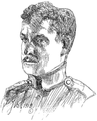 Józef Birkenmajer 1919 - autoportret.png