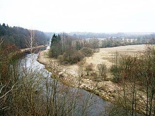 Jūra prie Mineikiškių.Foto:Andrjusgeo at lt.wikipedia