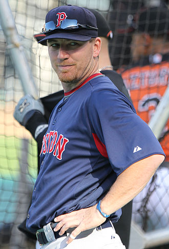J. D. Drew - Drew with the Boston Red Sox in 2011