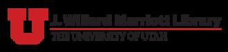 J. Willard Marriott Library - J. Willard Marriott Library logo
