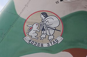 403rd Tactical Airlift Squadron (JASDF) - Tail marking (2012)