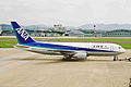 JA8242 B767-281 ANA All Nippon NGO 07JUL01 (7018147343).jpg
