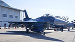 JASDF F-2A(93-8550) right front view at Komaki Air Base February 23, 2014.jpg