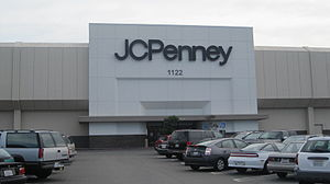JC Penney at The Shops at Tanforan in San Brun...