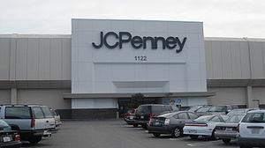 JC Penney at The Shops at Tanforan in San Brun...