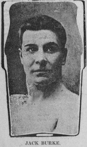 Jack Burke (boxer) - Image: Jack Burke, boxer