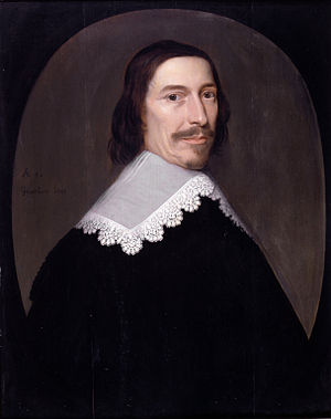 Jacob de Witt - Portrait of Jacob de Witt by Gerard van Honthorst