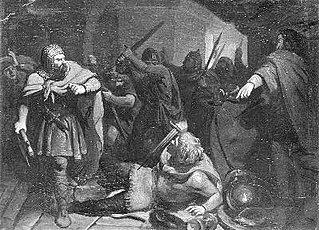 Godfrid, Duke of Frisia Danish viking leader