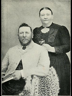 Jan Smuts - Jacobus and Catharina Smuts, 1893