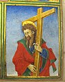 Jacopo filippo argenta e fra evangelista da reggio, antifonario IV, post 1485, 15.JPG