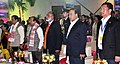 Jagdish Mukhi, the Minister of State for Tourism (IC) and Electronics & Information Technology, Shri Alphons Kannanthanam, the Chief Minister of Assam, Shri Sarbananda Sonowal and the Chief Minister of Arunachal Pradesh.jpg
