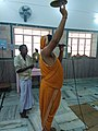 Jain Rituals at Temple in Mahadev Berra - I.jpg