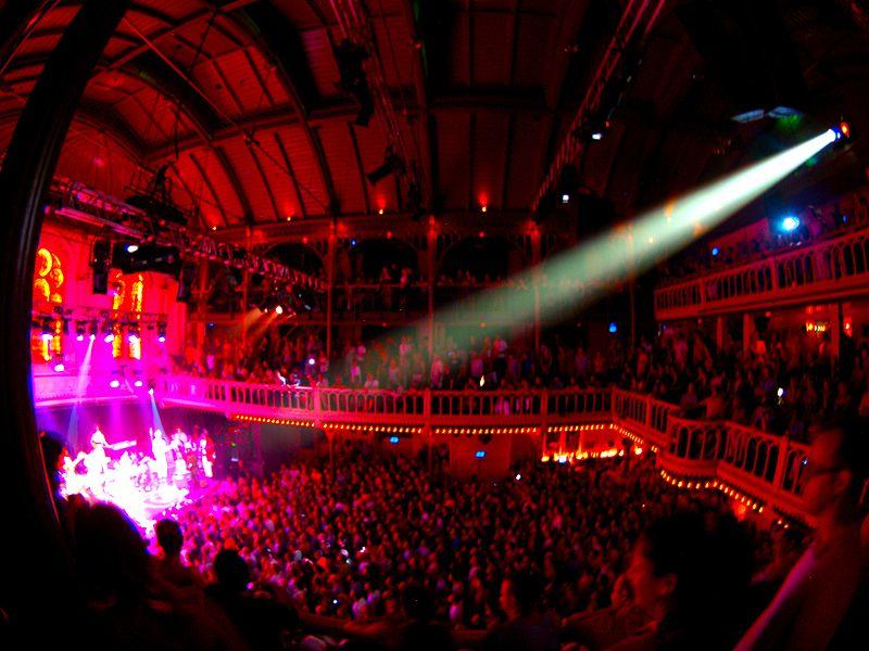 Concert au Paradiso d'Amsterdam - Photo de Ville Miettinen