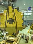 James Webb Space Telescope Revealed (26832088275).jpg