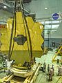 James Webb Space Telescope Revealed (26832088275).jpg