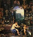 Jan Brueghel (I) - The Sense of Sight (detail) - WGA3577.jpg