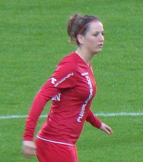 Ellen Jansen Dutch football player