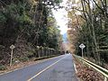 Japan National Route 500 in Ochiai, Soeda, Tagawa, Fukuoka 6.jpg