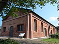 Japanese Army Infantry Regiment №49 red brick warehouse.JPG