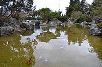 Japanese friendship garden kelley park wikipedia for Japanese friendship garden san jose koi fish