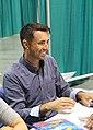 Jarrett J. Krosoczka - 2015 National Book Festival (3).jpg