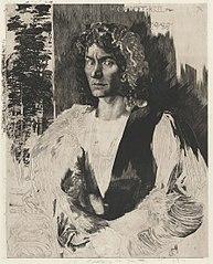 Portret Oswalda Krella