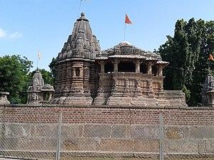 Jayasimha Siddharaja - Jasmalnathji Mahadev Temple, Asoda