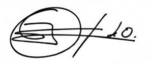 Javier Duarte de Ochoa - Image: Javier Duarte de Ochoa signature